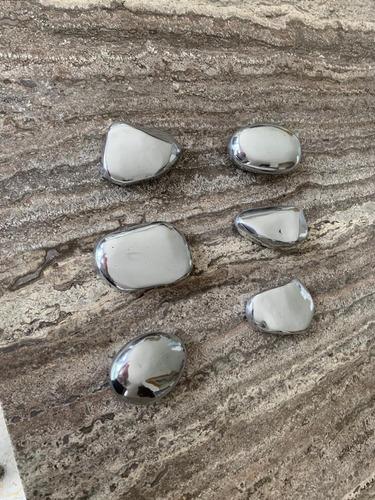 pisapapeles, piedra de pewter fundido, adornos.