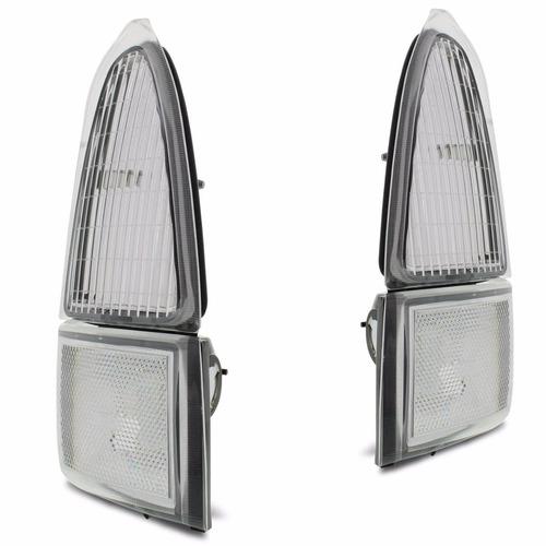 pisca cristal f250 f 250 f350 seta branca lanterna dianteira