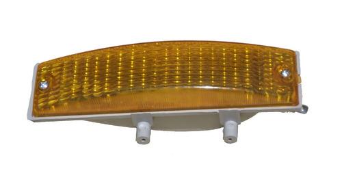 pisca dianteiro seta p/ brasilia e variant i - âmbar 73 a 77