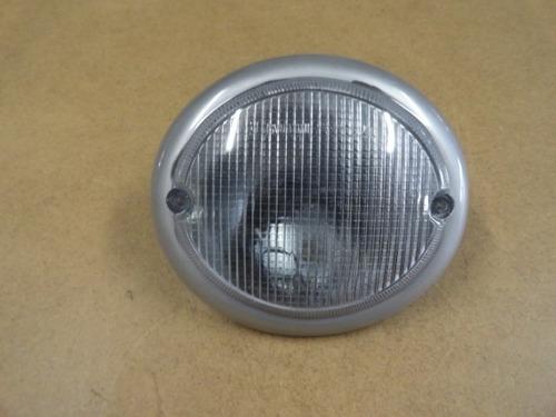 pisca lanterna dianteira kombi 62 á 75 cristal lado esquerdo