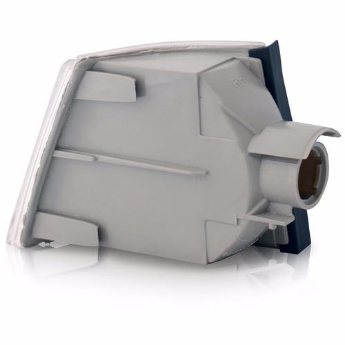 pisca lanterna dianteira r21 89 90 91 1992 1993 1994 cristal