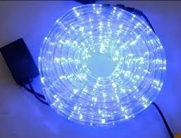 pisca pisca natal mangueira neon branca color 8 funções 10m