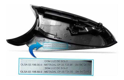 pisca retrovisor vectra 2009 2010 2011 gtx elite c/ luz solo