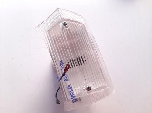 pisca seta esquerda opala 69/74 cristal original b.savino
