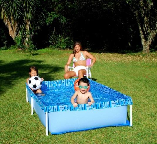Piscina 1000 litros playground piscinas plastico infantil for Piscina infantil 2 mil litros
