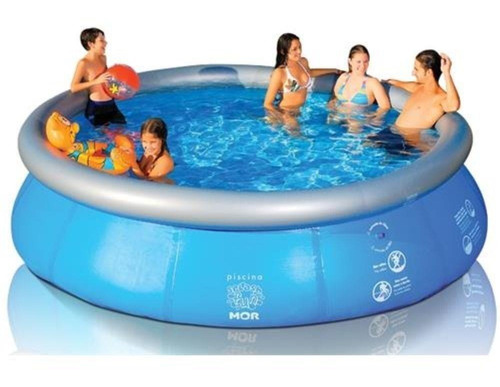 piscina 12000 litros 4.50mx90cm 1057 mor