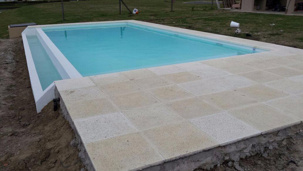 Piscina 8x4 oferta financiacion en mercado libre - Precio piscina obra 8x4 ...