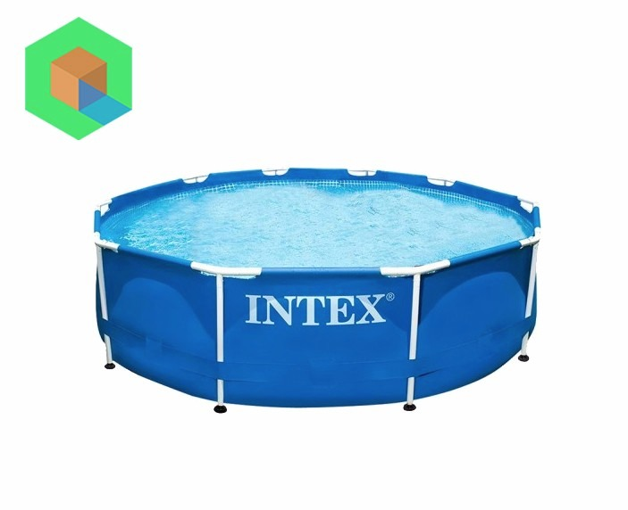 piscina armable intex 305 x 76 inflables 1 kit promo