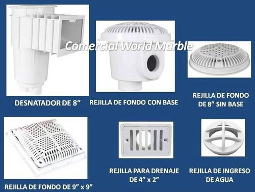 piscina: construcción equipamiento hidromasaje bomba filtro