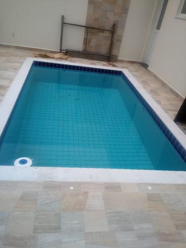 piscina de alvenaria 3x5x140