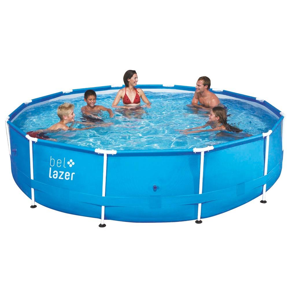 piscina de plastico 7000 litros retangular