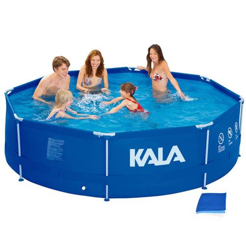 piscina de armação estruturada 6700l kala