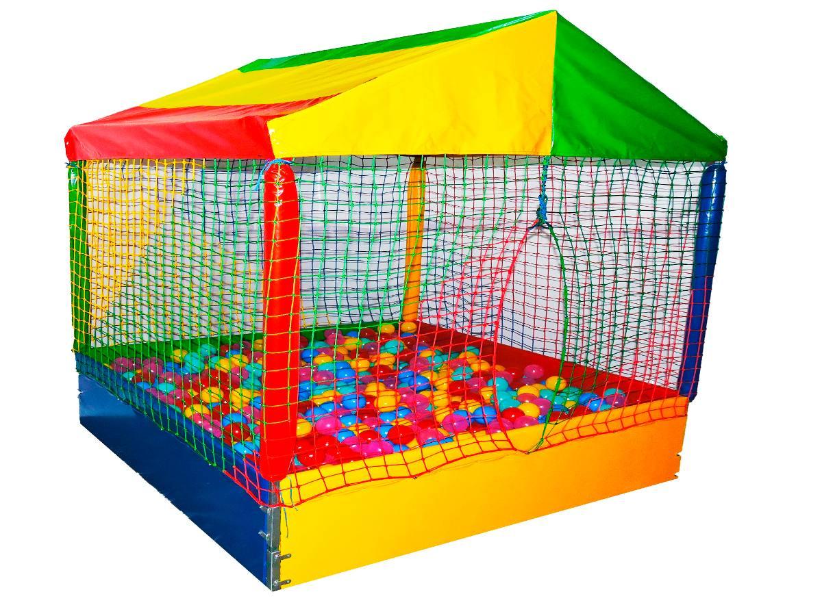 Piscina de bolinhas linha premium 1 50 x1 50m 1500 for Bolas para piscina de bolas