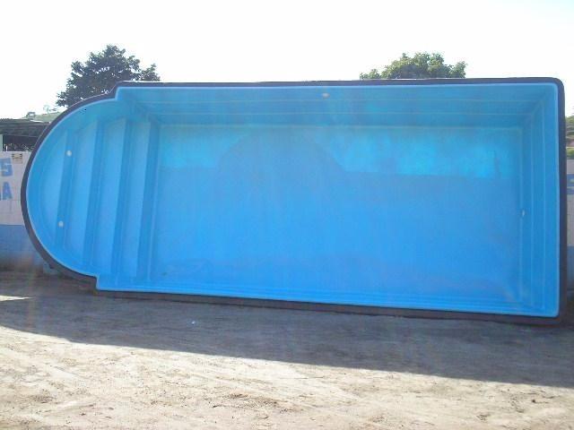 piscina de fibra litros com conjunto filtro e bomba