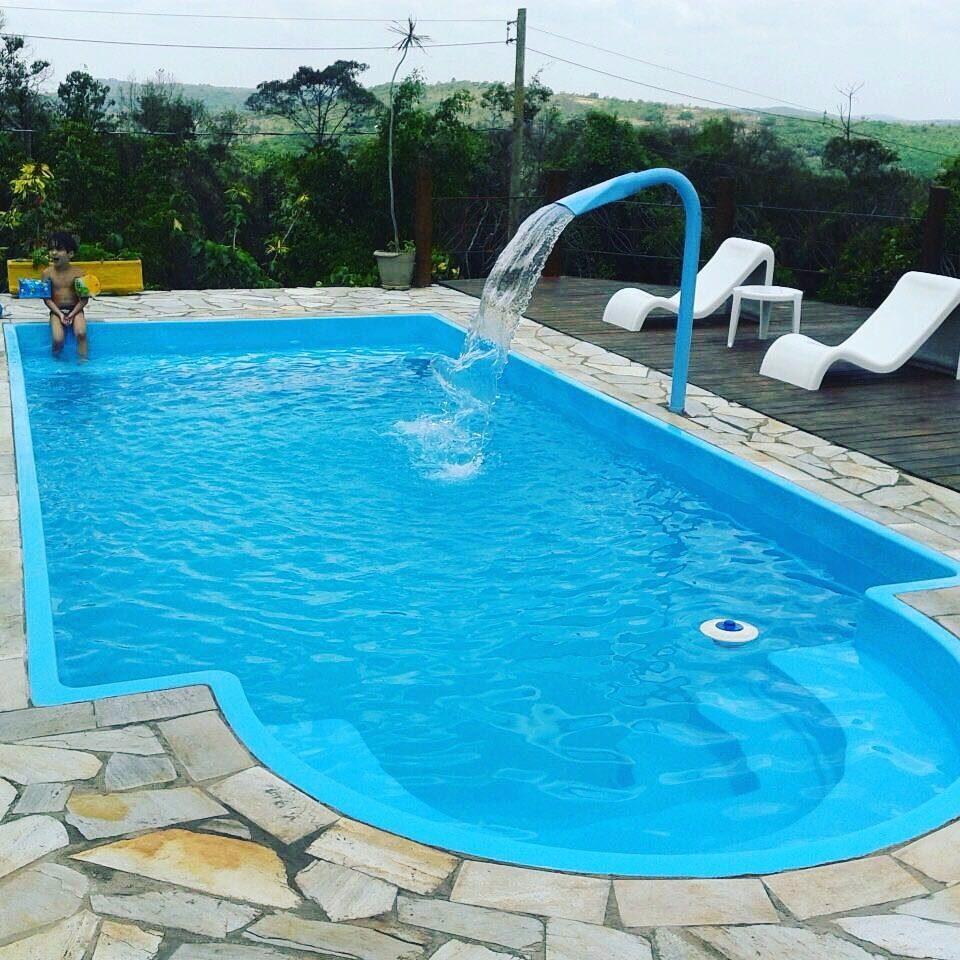 Piscina de fibra 8 50 x 3 50 x 1 40 spa o piscinas sete for Alberca 8 de julio