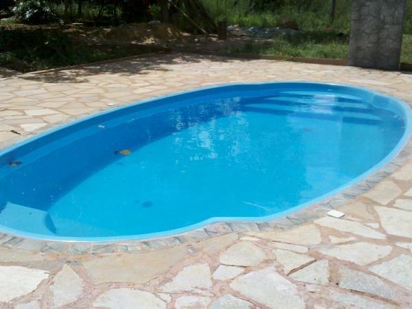 Piscina de fibra 8x4 inst casa de maq completa em brasilia for Piscina 8x4 profundidad