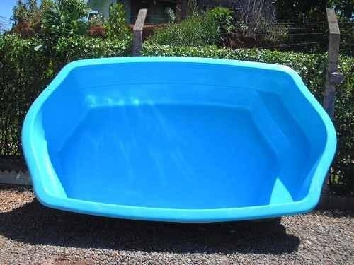 Piscina de fibra de vidrio litros 3 20 x 1 90 x 0 70 for Cuanto sale construir una piscina