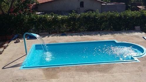 Piscina de fibra em montes claros direto da f brica 8 50 for Fabrica piscinas de fibra