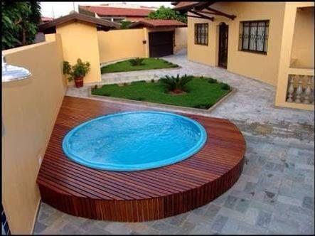 Piscina de fibra piscina infantil piscina 1132 litros r for Piscina fibra em l