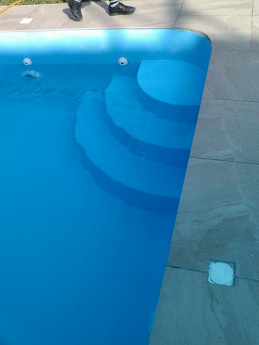 piscina de fibra solei