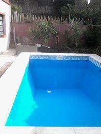 piscina de hormigon 8x3 con 3 luces led $170.000 oferta!!!