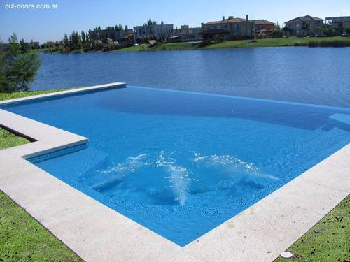 piscina de hormigon completa  6 x 3   $ 105000 precio total