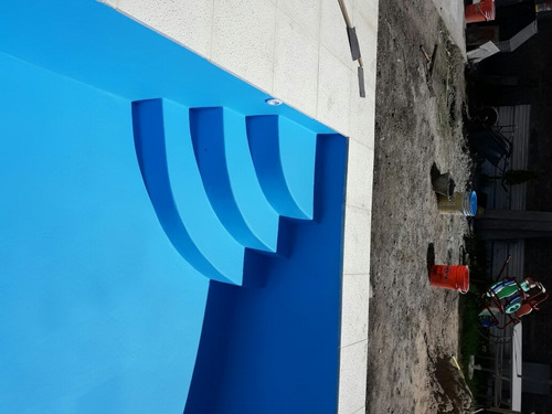 piscina de hormigón completa 6x3 120.000