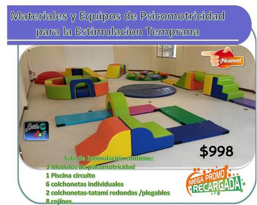 piscina de pelotas - centros infantiles