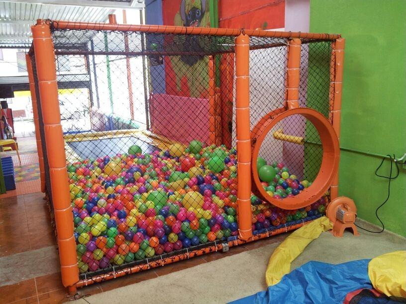 Piscina de pelotas de 1 80 x 1 20 en mercado for Pelotas para piscina