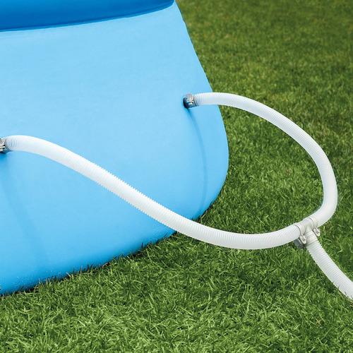 piscina easy set 2.44m x 66cm 2.100 litros