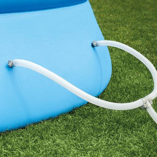 piscina easy set 3.05m x 76cm 3853 l com bomba filtro