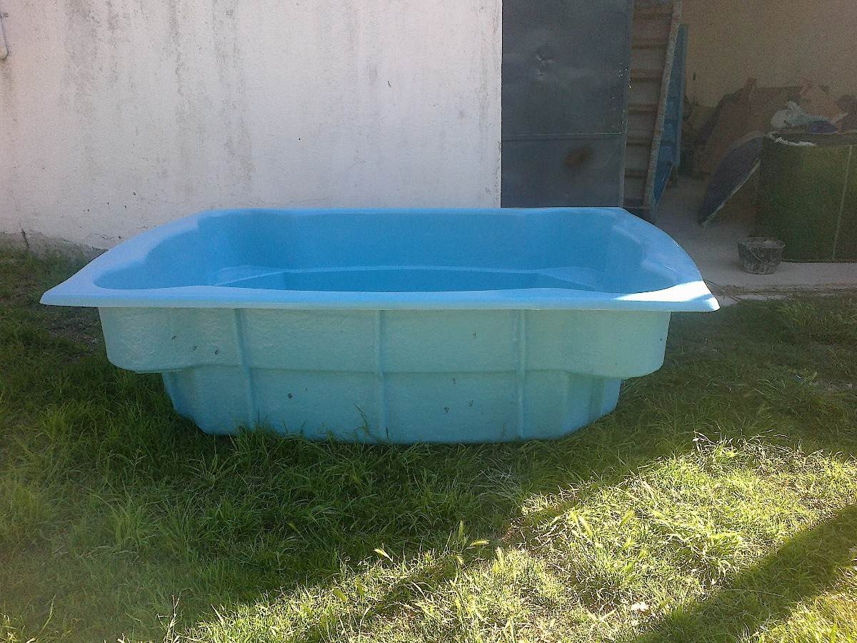Piscina en fibra de vidrio u s 750 00 en mercado libre - Vidrio filtrante para piscinas ...