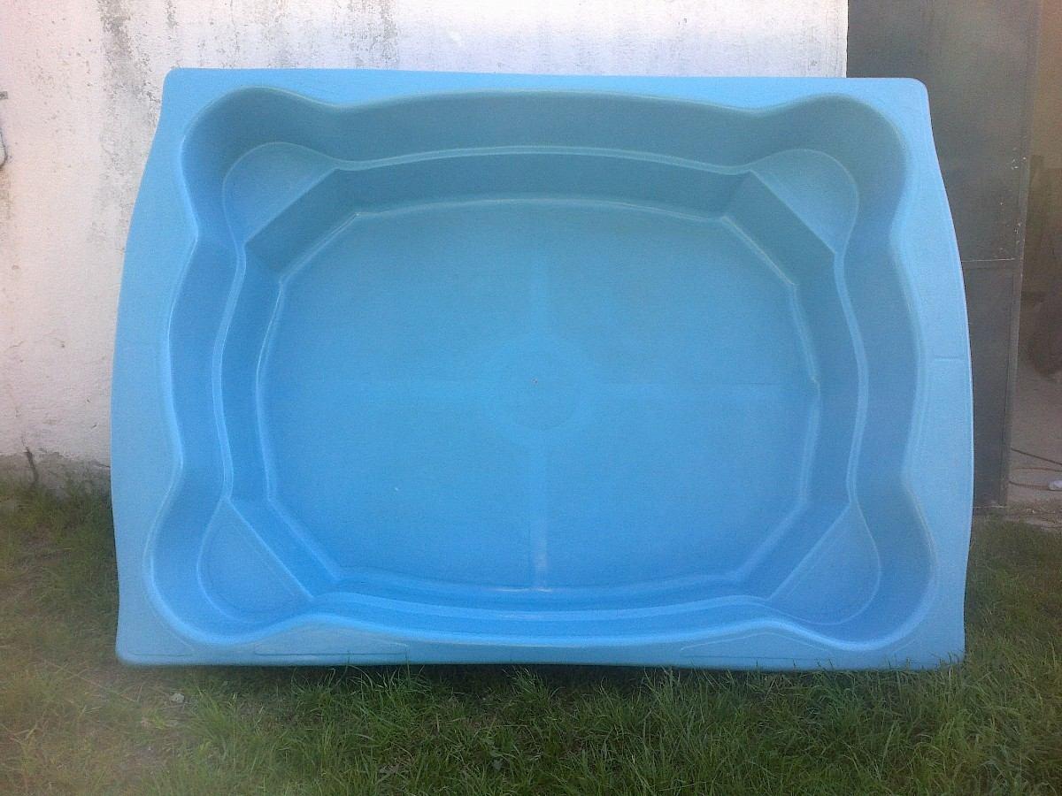 Piscina en fibra de vidrio u s 750 00 en mercado libre for Modelos de piscinas de fibra de vidrio