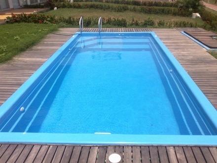 piscina en fibra de vidrio en mercado libre