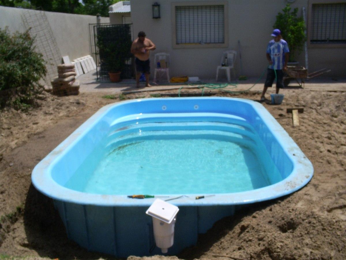Precios de piscinas de fibra latest venta y fabrica de for Costo de piscinas de fibra de vidrio