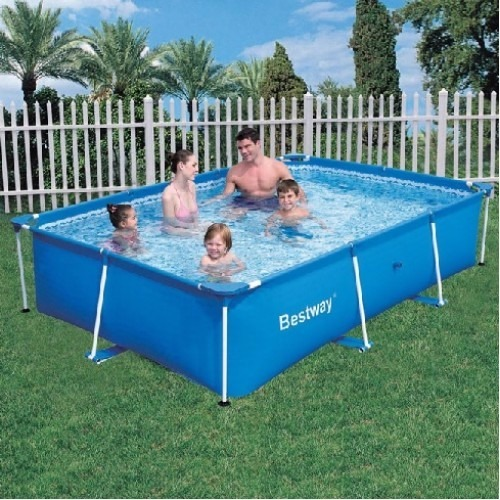 Piscina estructural bestway 259 x 170 x 61 stock 2018 s for Piscina estructural intex