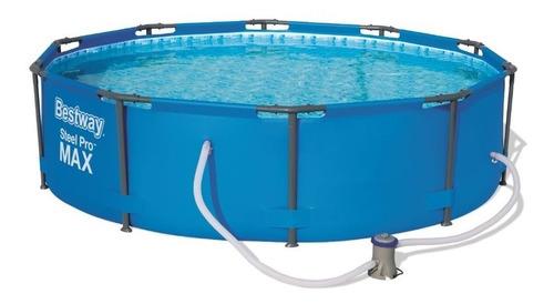 piscina estructural bestway modelo 56407 medidas 305x305x76