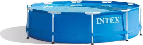 piscina estructural familiar intex 28200 3.05mx76cm finca
