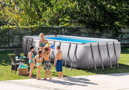 piscina estructural intex 28351  5.49mt x 2.74mt x 1.32mt