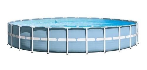 piscina estructural intex prisma fram 26762 732x132cm 47241l