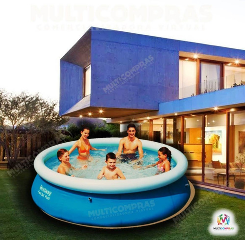 piscina estructural jardin finca terraza barata sencilla
