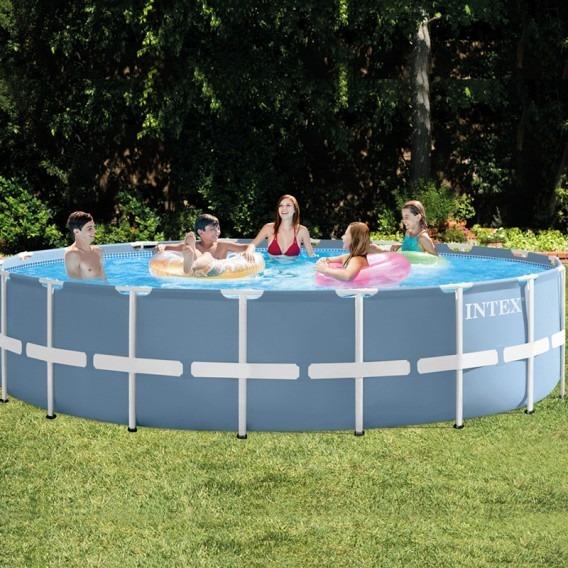 Piscina estructural prism intex accesorios for Intex piscinas accesorios