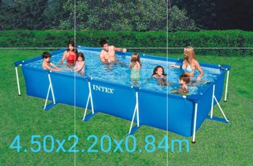 piscina estructural rectangular de 2,20 mt envio a provincia