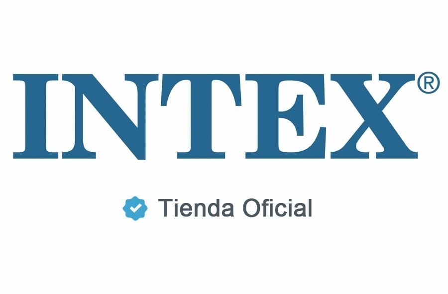 Piscina Estructural Revestida Grafito Intex 28382 4,78x1,24m ...