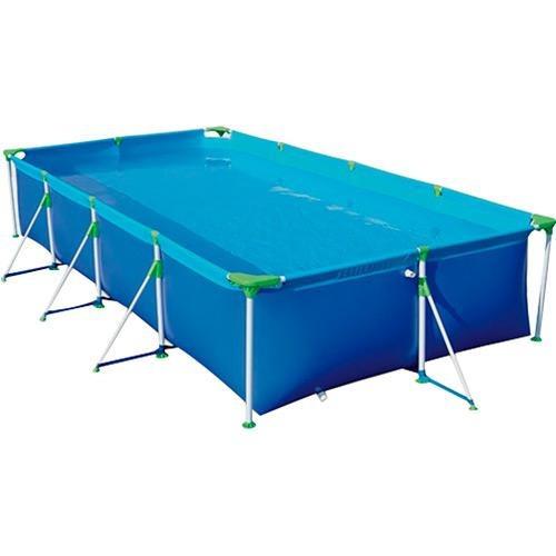 piscina estruturada 6200l premium mor