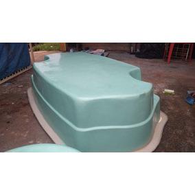 c23d9ed7db080 Picina De Fibra. Usado · Moldes Para Fabricação De Piscinas E Banheiras