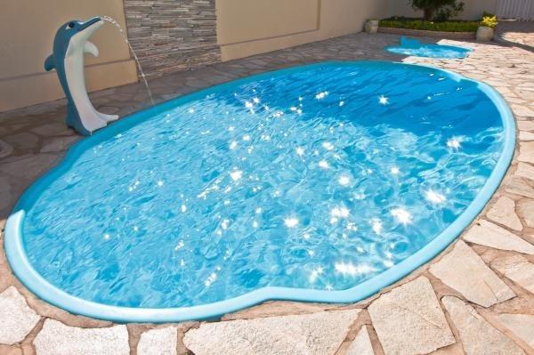 Piscina de fibra 8x4 inst casa de maq completa em brasilia for Valor piscina de fibra