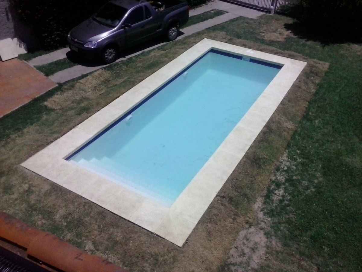 piscina fibra vidrio 8 x 4 x de profundidad u s 8