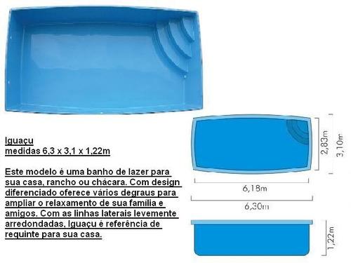 piscina iguaçu ref 630