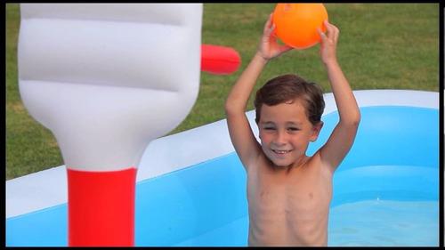 piscina infable bestway baloncesto playa jardin verano 2019